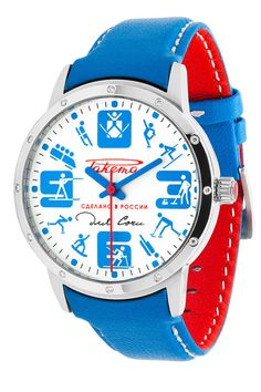 Raketa watch, Limited Edition, Sochi Made by the Petrodvorets Watch  Factory, Russia s oldest factory, it was founded by Peter the Great in  Since 1961 the ... 9337b038a4b