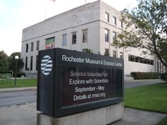 science museum rochester ny