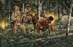 The Trackers by Richard Luce