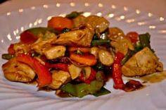 Chicken Stir-fry  #food #recipe