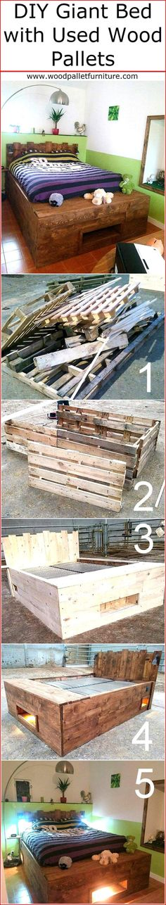 The people prefer to buy the items like the furniture from the stores because it is difficult for them to create it at home according to their thinking, but it is wrong. Those who are experienced in making the furniture items at home know how much it is easy to make the furniture products using the wood pallets. The pallets are easily available and they can be turned into any furniture piece a person wants, just the creative mind is needed to design the furniture item and it is awesome if…