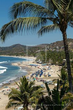 Sayulita Beach, Nayarit, Mexico | Sean Bagshaw