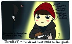 Chen Showtime fanart cr: owner