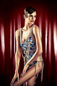 Color Photography, Fashion Photography, Gabriel, Metal Fashion, One Fine Day, Roaring Twenties, Victoria Secret Angels, Ansel Adams, Shades Of Blue