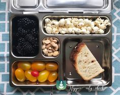 Lunchbox ideas for gluten free kids.