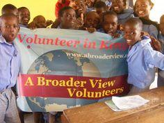 Volunteer Abroad Kenya https://www.abroaderview.org by abroaderview.volunteers, via Flickr