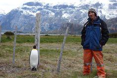 dieses Mal ganz unten Links: Der tiefe Süden Patagoniens