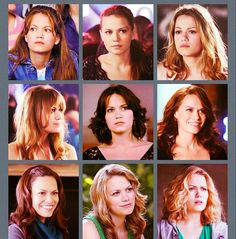 The evolution of Haley James Scott