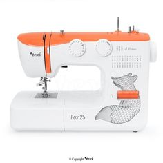 Шевна машина TEXI Fox 25 Dream Baby, Fox, Sewing, Dressmaking, Couture, Stitching, Sew, Foxes, Costura