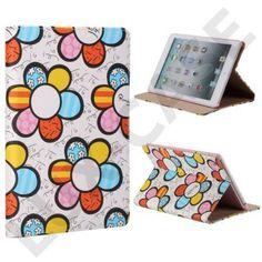 Flower iPad Mini Lærdeksel (Ver. 5)