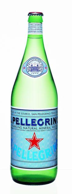 Unser liebstes Wasser - natürlich aus der Glasflasche