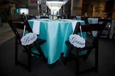 Summer Wedding | September | Bride and Groom's Table | Museum of History