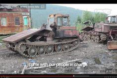 Cool Russian Machines