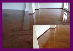 Epoxidharz Fußboden Gießen ~ Epoxy resin floors epoxidharzboden boden