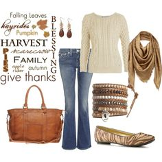 """Thanksgiving Outfit"""