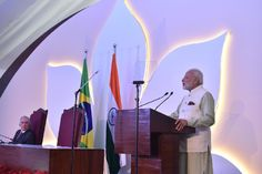 Bilaterally & multilaterally, partnership between India & Brazil is filled with possibilities that we are keen to harvest: PM Modi