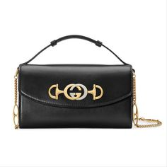 Gucci Bags, Gucci Handbags, Gucci Men, Gucci Gucci, Leather Handle, Smooth Leather, Stilettos, Bucket Bag, Totes