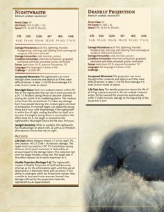 19 Best Witcher Monsters for D&D by Regerem images in 2016 | Dnd 5e