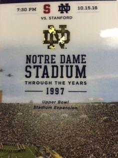#tickets Notre Dame Vs Stanford 2 Tickets please retweet