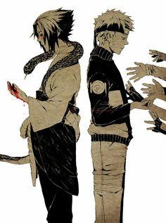 Fan Art of Naruto vs Sasuke for fans of Sasuke vs naruto 34489512 Naruto And Sasuke, Anime Naruto, Naruto Team 7, Naruto Fan Art, Naruto Shippuden Anime, Sasunaru, Narusasu, Naruhina, Naruto Images