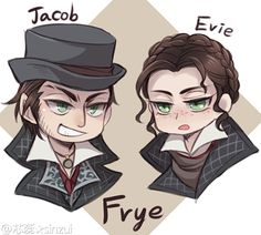 Jacob & Evie