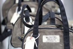 Wm J Mills & Co bag