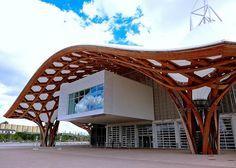 Centre Pompidou Metz, France