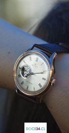 239d1c50c7aa Colección  Orient Bambino⌚️FAG00001 un reloj clásico pero versátil
