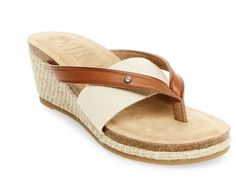 Mad Love Yvonne Thong Sandals❤️ Also available in black! Love❤️❤️❤️ 👉👉👉 http://shopstyle.it/l/wKvv  #affiliatelink