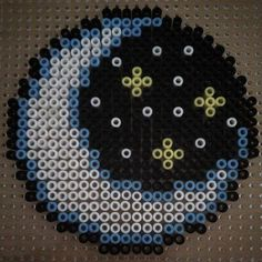Moon perler beads by _tragedies.and.lullabies_