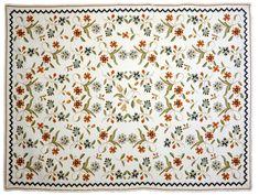 tapetes de arraiolos   Desenhos Tradicionais