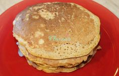 PANCAKES CU MERE Toddler Meals, Toddler Food, Pancakes, Deserts, Food And Drink, Cookies, Breakfast, Home, Bebe