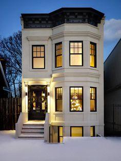 30 new modern dream house exterior design ideas House Designs Exterior design dream dreamhouseexterior exterior house ideas modern moderndrea Modern Exterior, Exterior Design, Victorian Homes Exterior, Exterior Homes, Style At Home, Dream House Exterior, Sims House, Modern House Design, Future House