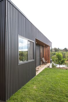 Have a peek at this web-site speaking about Exterior House Remodel House Cladding, Metal Cladding, Exterior Cladding, Shed Homes, Prefab Homes, Tin House, Street House, House Extensions, Metal Buildings