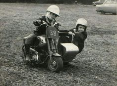 #funny #sidecar #children #photography