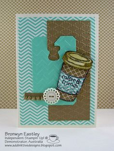 Perfect Blend - FMS and JAI by BronJ - Cards and Paper Crafts at Splitcoaststampers