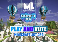 Play and Vote!!! Minecraft, Play, Games, Movies, Movie Posters, Film Poster, Films, Popcorn Posters, Toys
