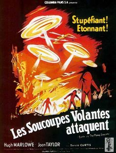 Les soucoupes volantes attaquent ( Earth vs. the Flying Saucers ) 1956 Fred F. Sears