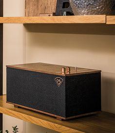 Klipsch The Three Wooden Speakers, Diy Speakers, Bluetooth Speakers, Diy Electronics, Consumer Electronics, Custom Computer Case, Speaker Box Design, Electrical Projects, Audio Design
