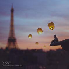 A light for a lost soul by VincentTim