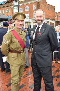 Armistice Day 2017  #Tonbridge