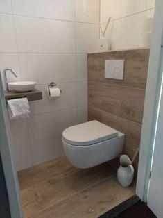Toilet – # powder room # toilet # small toilet design ideas – Modern Bathrooms – Mix - Home Modelb Small Toilet Room, Bathroom Toilets, Bathroom Interior, Bathroom Decor, Small Toilet Design, Bathroom Design Small, Guest Toilet, Bathroom Renovations, Bathroom Design