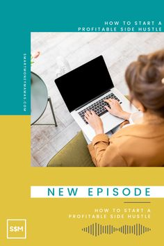 If you've got an idea and want to start a side hustle, know that it is possible to find profitable success. You have the skills and power to succeed. So whether you just want to earn a little extra cash or pursue your dream business by starting it on the side, today's episode will walk you through 4 steps you need to take to build a profitable side hustle. #workingfromhome #workathomejobs #onlinesidehustle #sidehustle #makingmoneyonline Make Money Blogging, Make Money From Home, Way To Make Money, Make Money Online, Work From Home Business, Work From Home Jobs, Business Management, Management Tips, Goal Planning