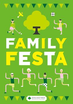 FAMILY FESTA 2016 | kazepro
