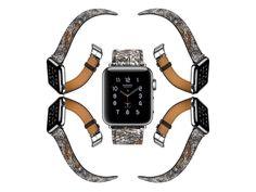 Apple x Hermès Équateur Tatouage Band