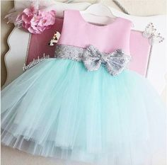 To place order DM us or whatsapp us with image on 6394837380 Baby Girl Frocks, Baby Girl Party Dresses, Frocks For Girls, Little Girl Dresses, Girls Dresses, Flower Girl Dresses, Frock Design, Baby Girl Dress Design, Kids Dress Wear