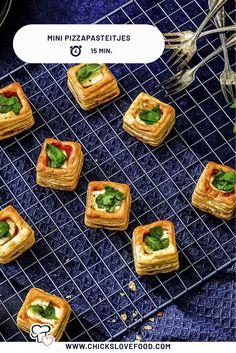 High Tea, Tasty Bites, Finger Foods, Tapas, Good Food, Veggies, Appetizers, Cooking Recipes, Snacks