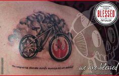 Cualquier idea se ve mejor plasmada en un tatuaje, por Eduardo Alonso, los esperamos en el estudio!