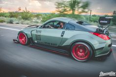Phoenix Reincarnation // Brian McCann's Rebirthed Nissan 350Z. | StanceNation™ // Form > Function