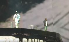 "Ice Cube & Kendrick Lamar ""It's Gone Be Alright"" Coachella 2016"